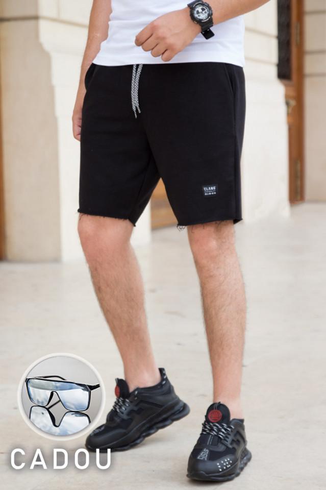 Pantaloni Scruti Clang Negru