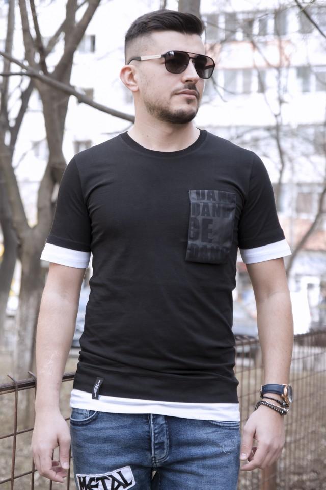 Tricou PCK Negru