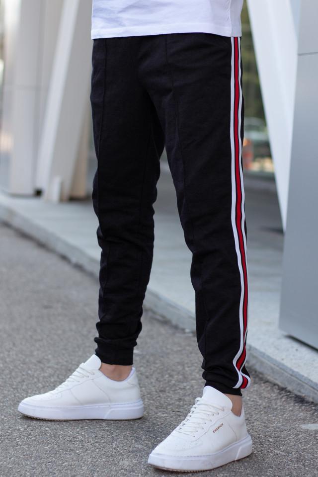 Pantaloni EX Bumbac CMZ Negru