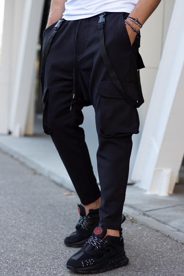 Pantaloni Premium cu Tur Lasat 3563