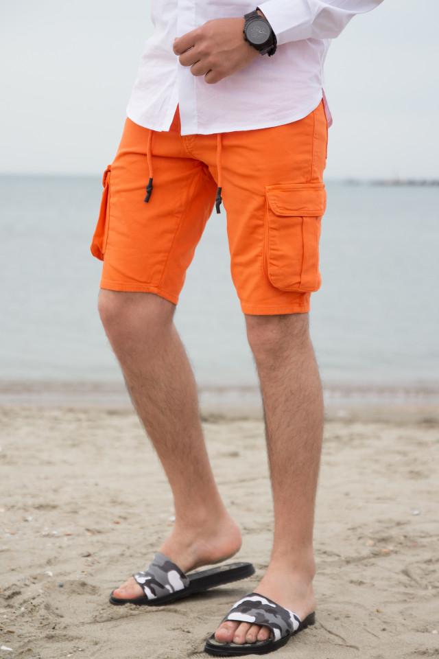 Pantaloni Scruti SMW Orange cod 3176