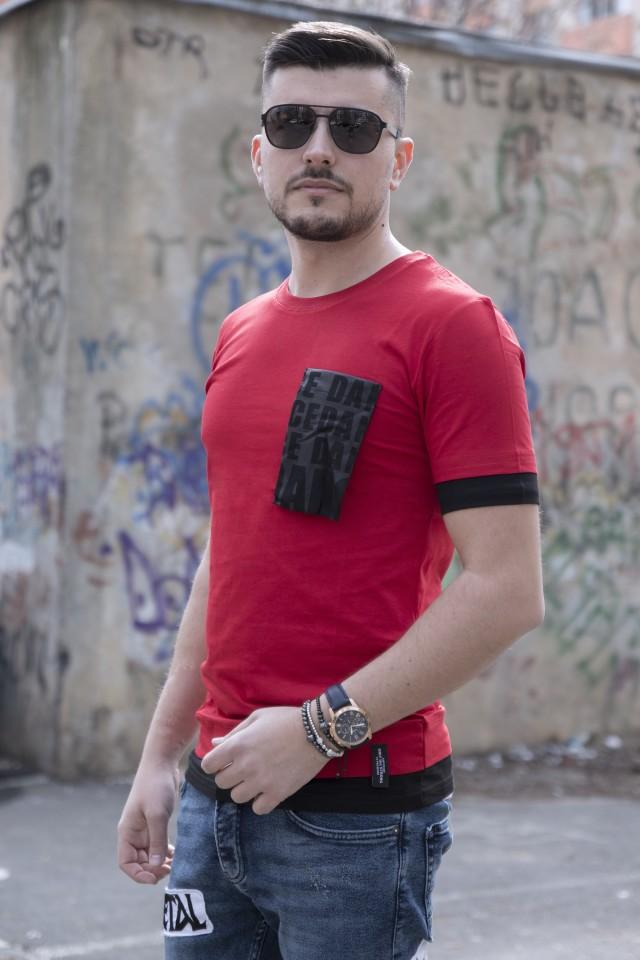 Tricou PCK Rosu
