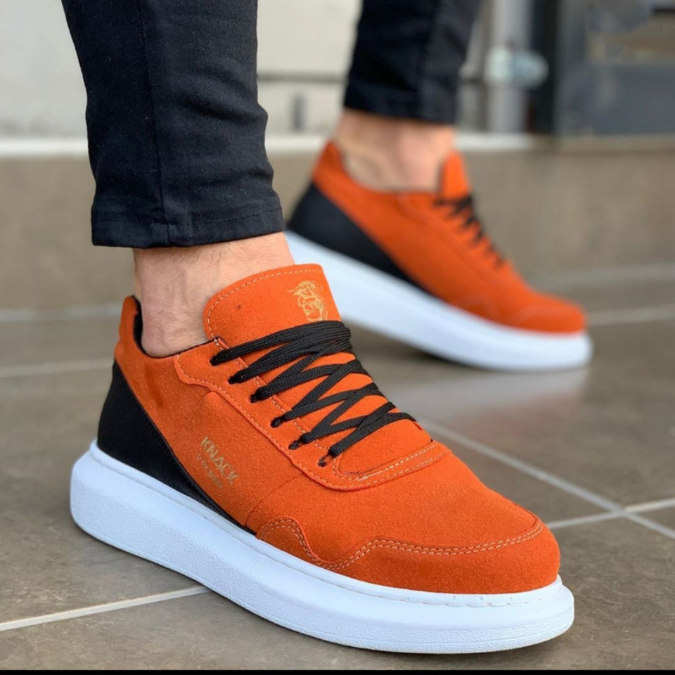 Adidasi KN 040 Orange