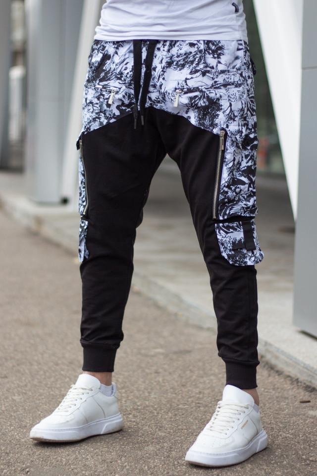 Pantaloni Camo H