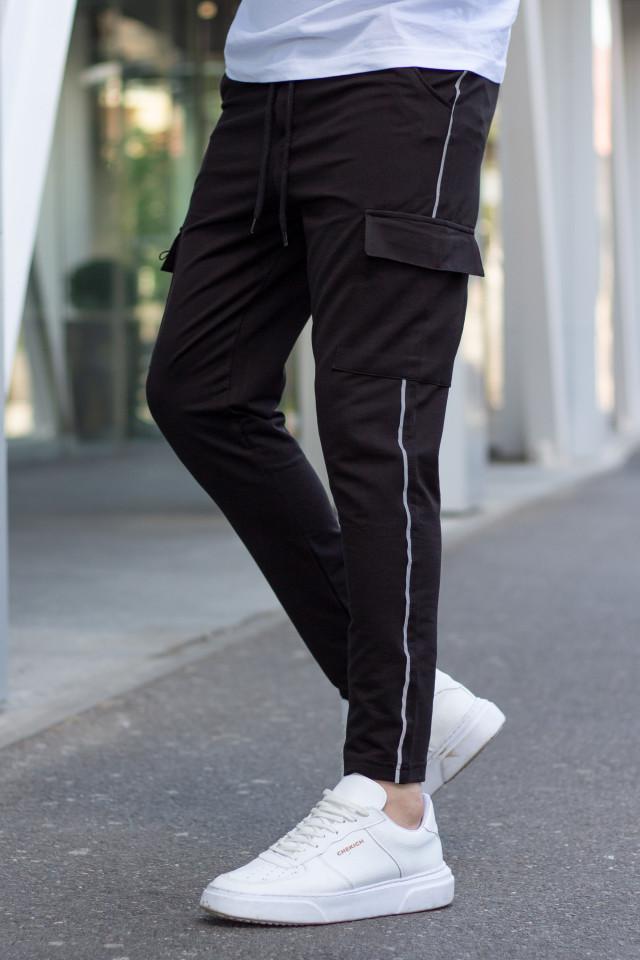 Pantaloni Nano PCK Negru