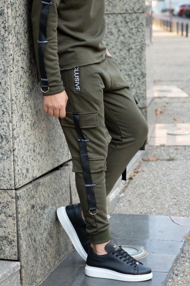 Pantaloni PXG7 Kaki