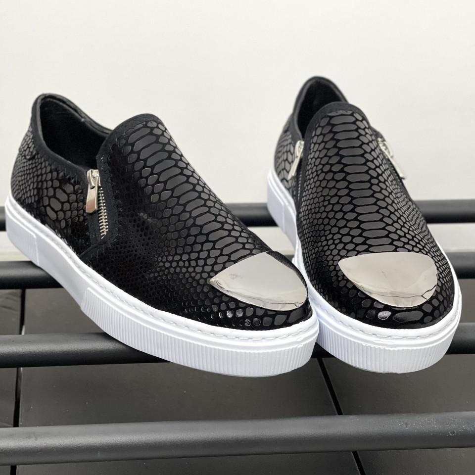 Pantofi sport SYP Negru-Alb