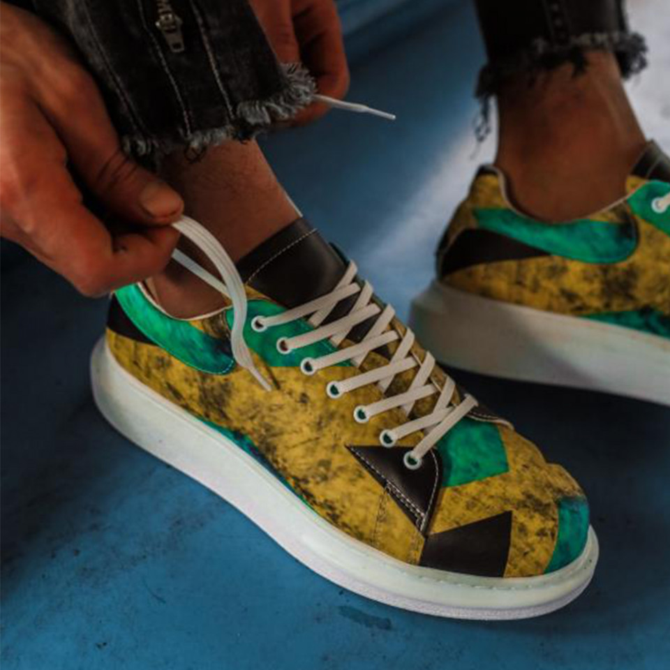 Adidasi Knack Jamaica