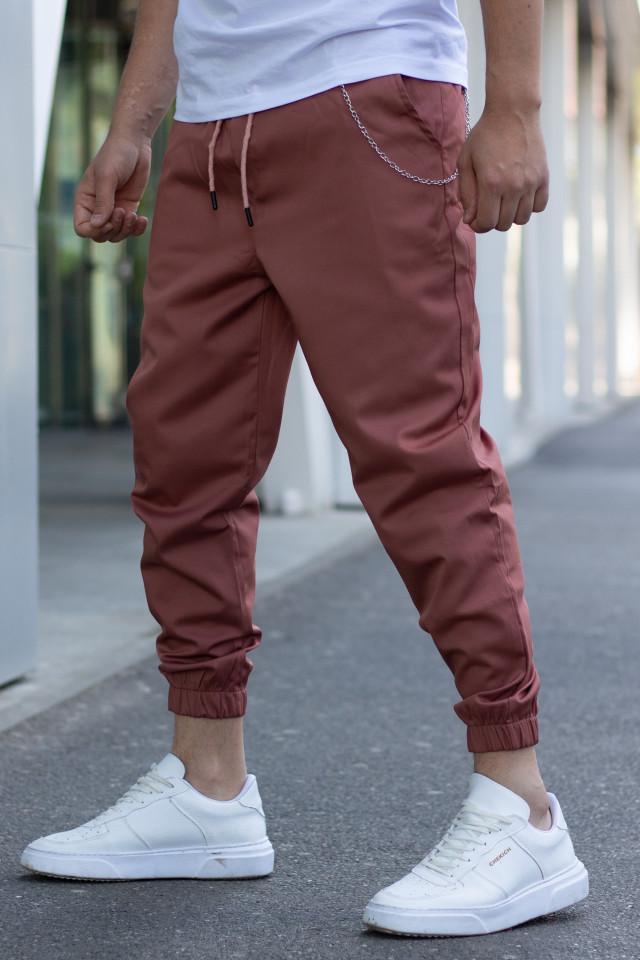 Pantaloni CH Brown