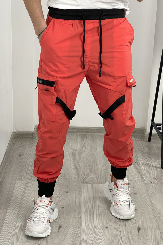 Pantaloni DR Orange