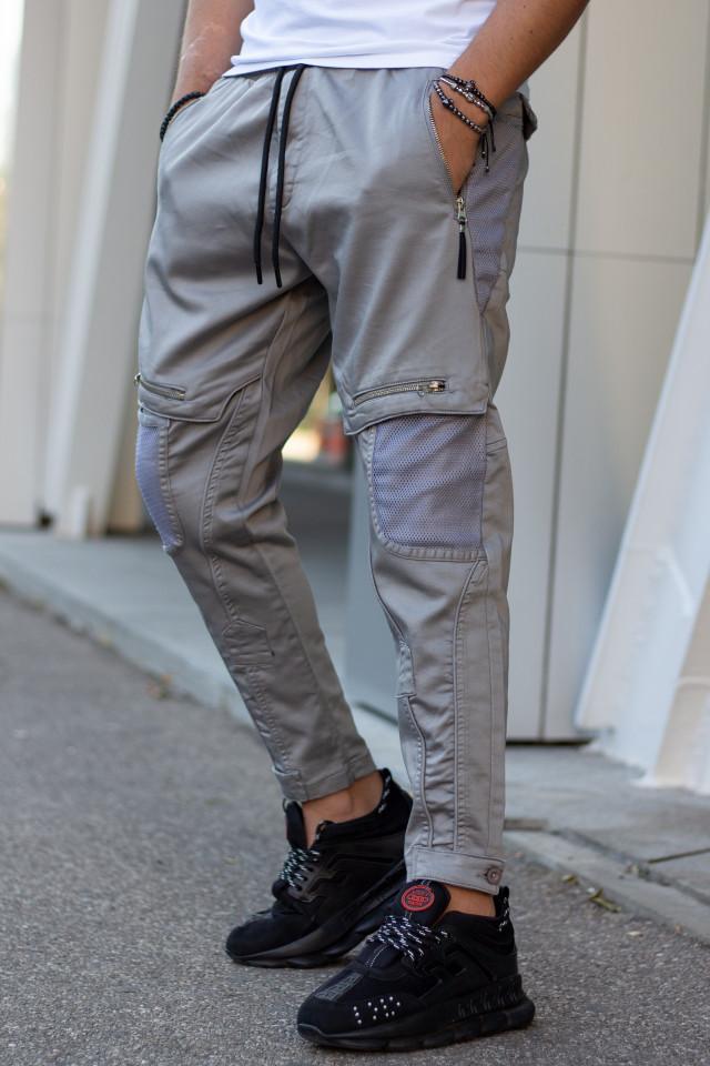 Pantaloni Premium KLS 2021 Gri