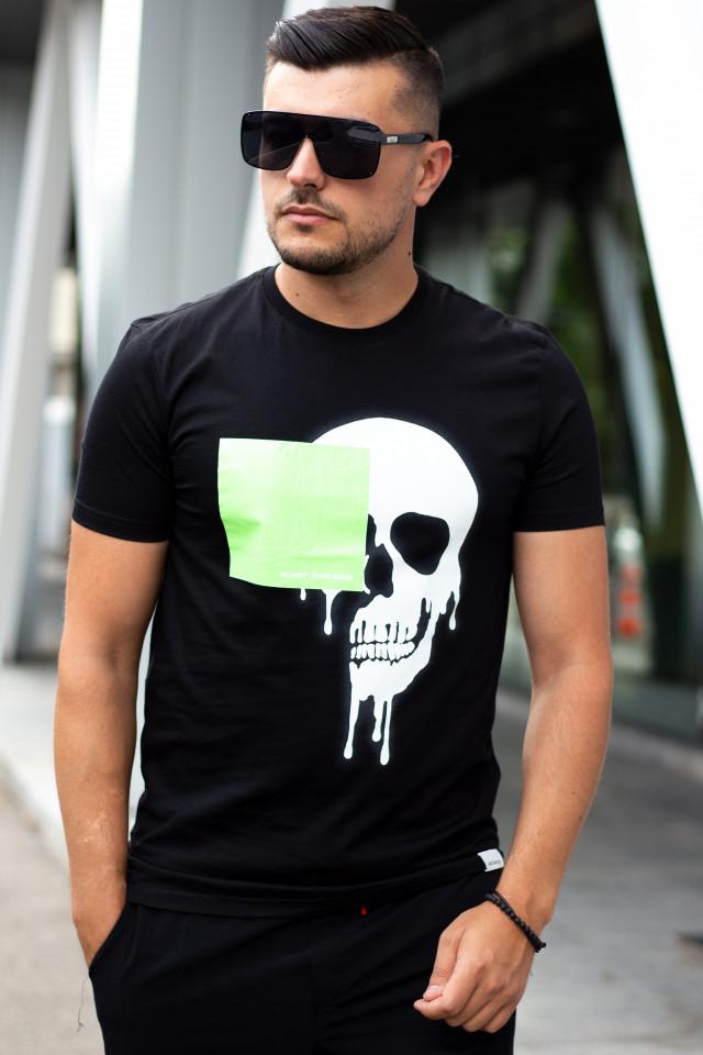Tricou Death Negru T079