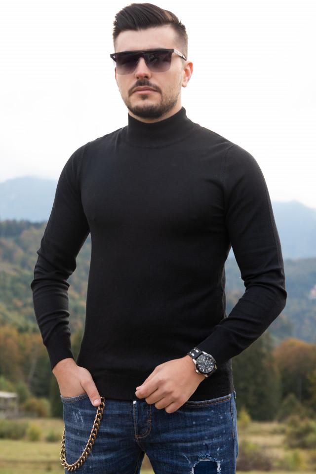 Helanca Premium Bruno Leoni Negru
