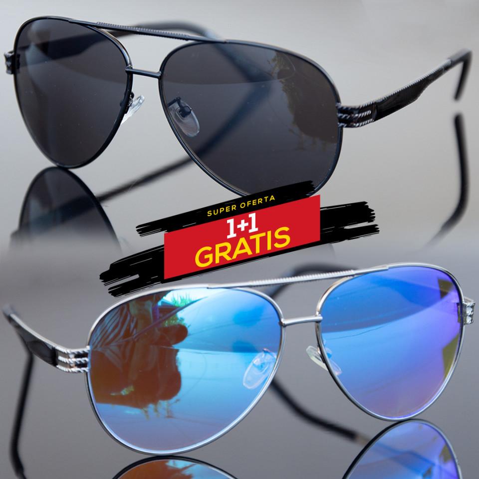 Ochelari de soare 1+1 COD 121+124
