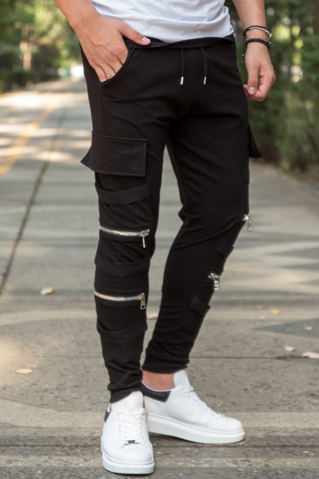 Pantaloni Exclusive X1 Negru