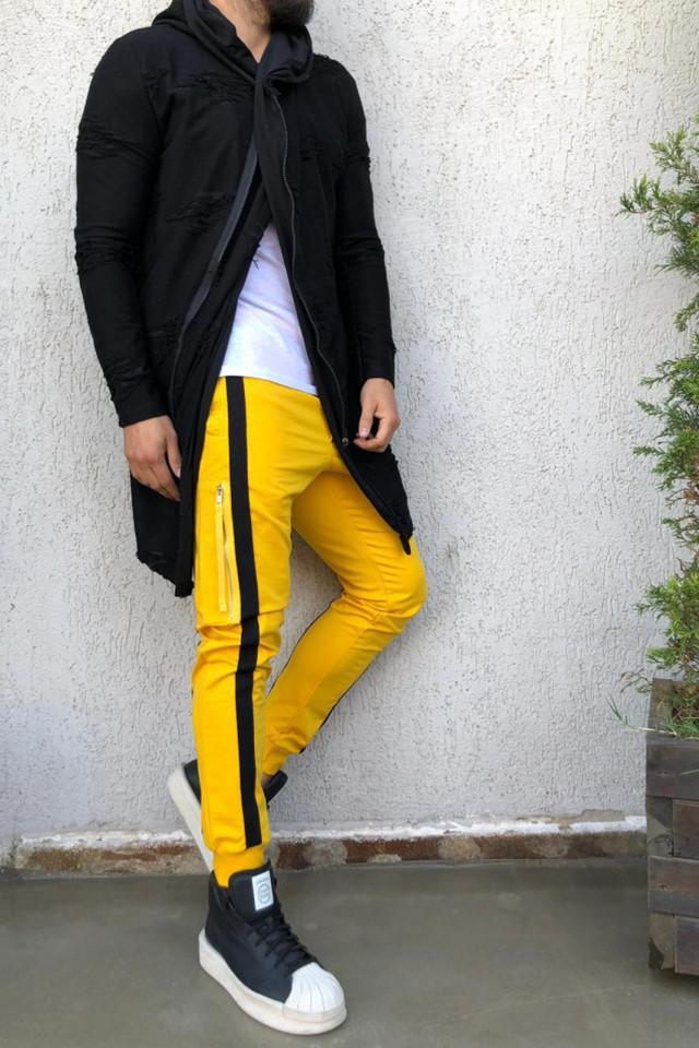 Pantaloni Galbeni KA2061