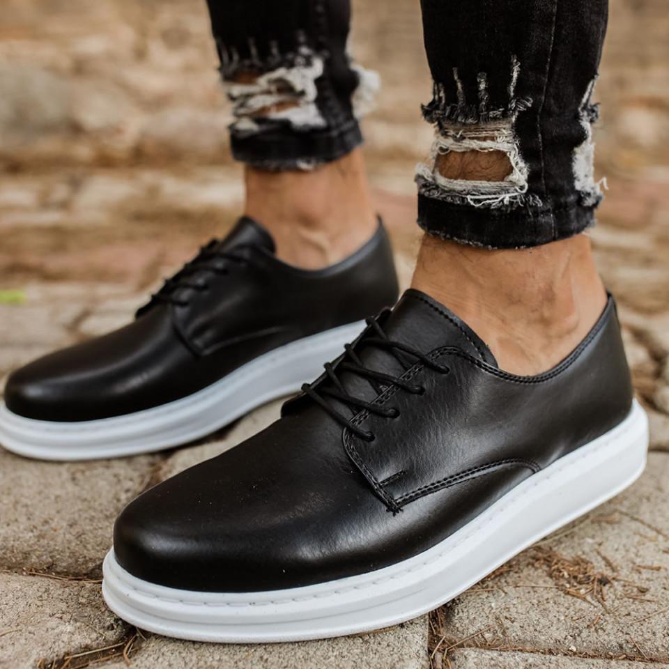 Pantofi Sport Casual CH003 Negru