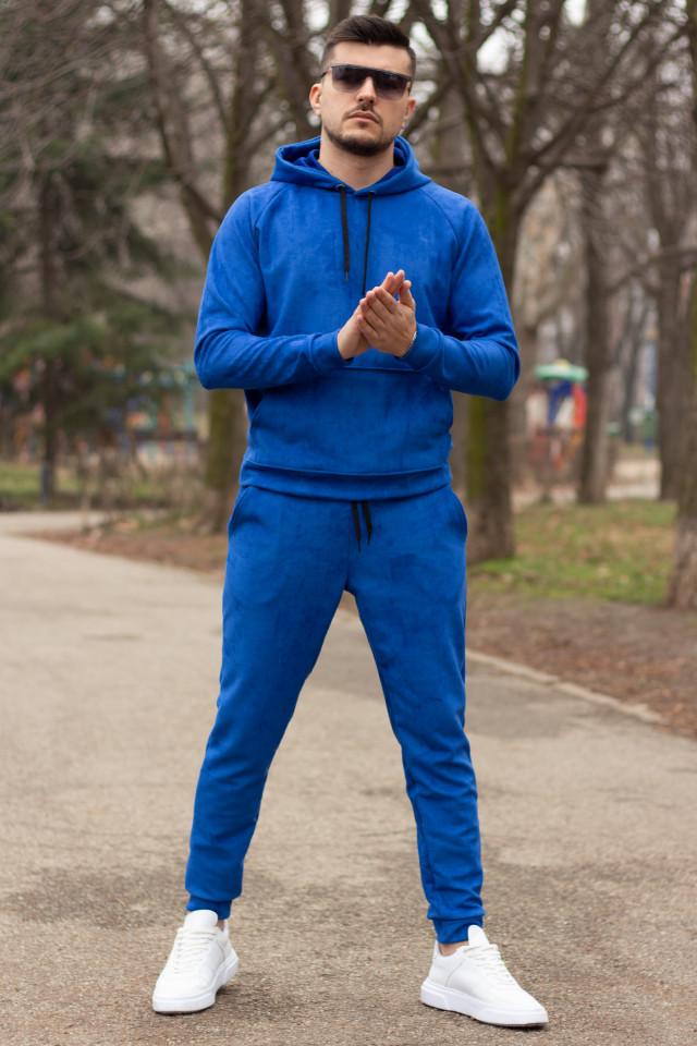 Trening EX Suede Albastru