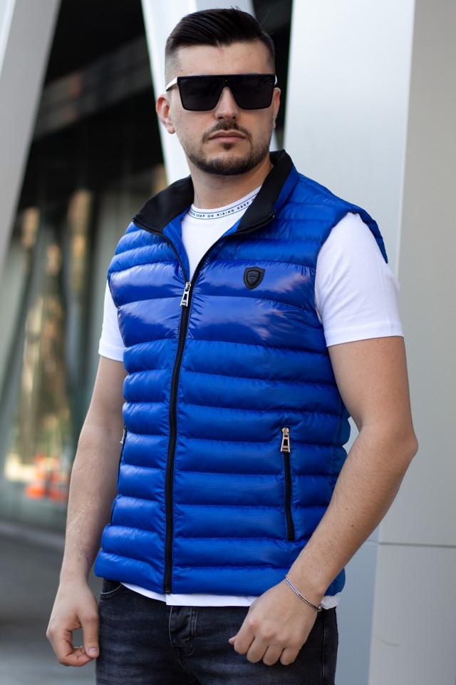 Vesta PREMIUM Albastru-Albastru Lucios