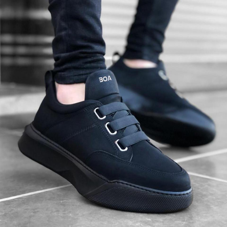 Adidasi Boa 0160 Negru