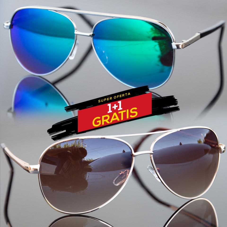 Ochelari de soare 1+1 COD 122+123