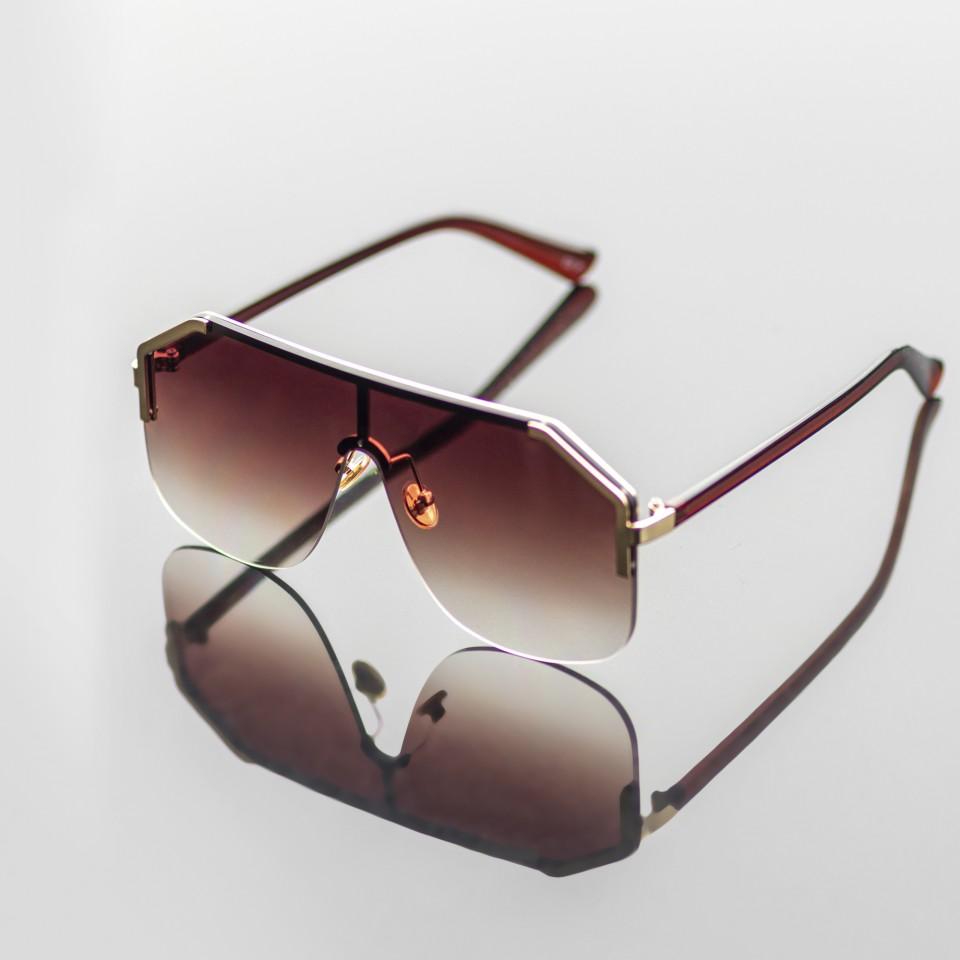 Ochelari de soare New Age Maro-Auriu COD O3
