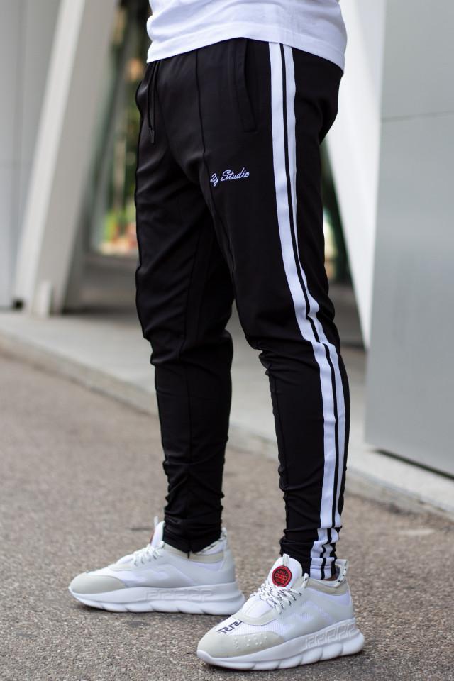 Pantaloni 2Y Border Negru