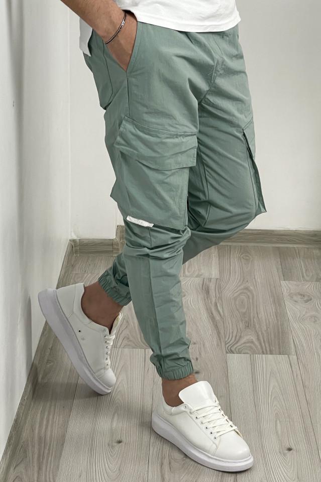 Pantaloni DR Pistachio