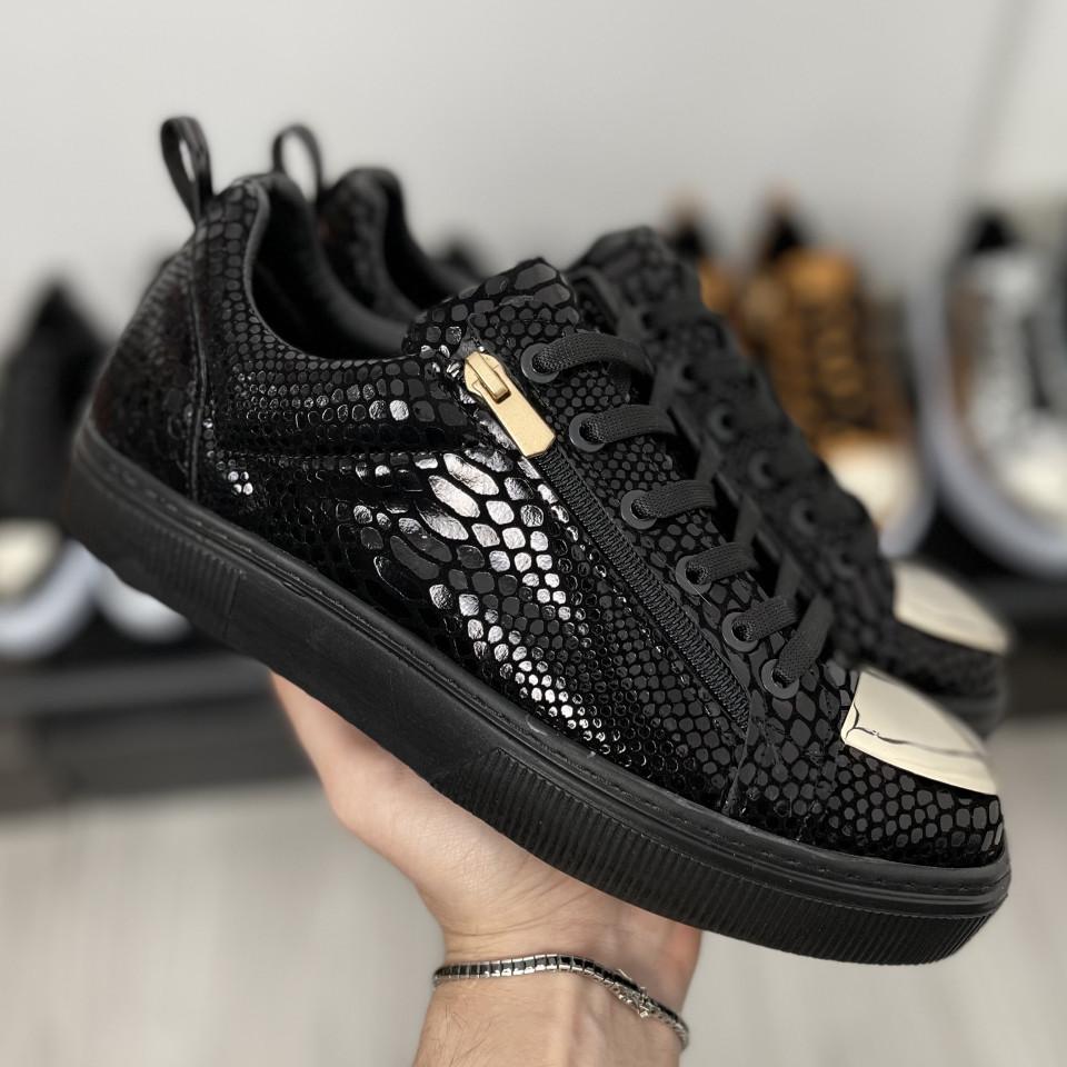 Pantofi sport Z Negru lucios