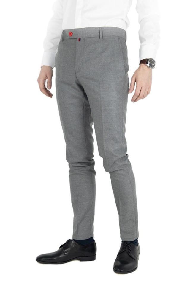 Pantaloni Eleganti Mansfield Gri