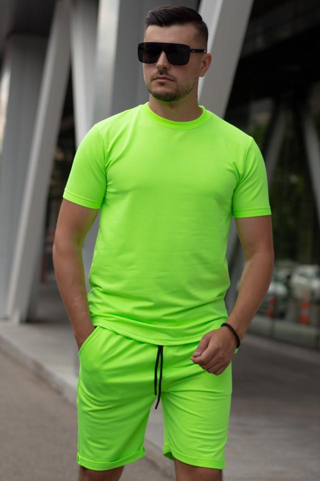 Compleu Basic Neon Verde