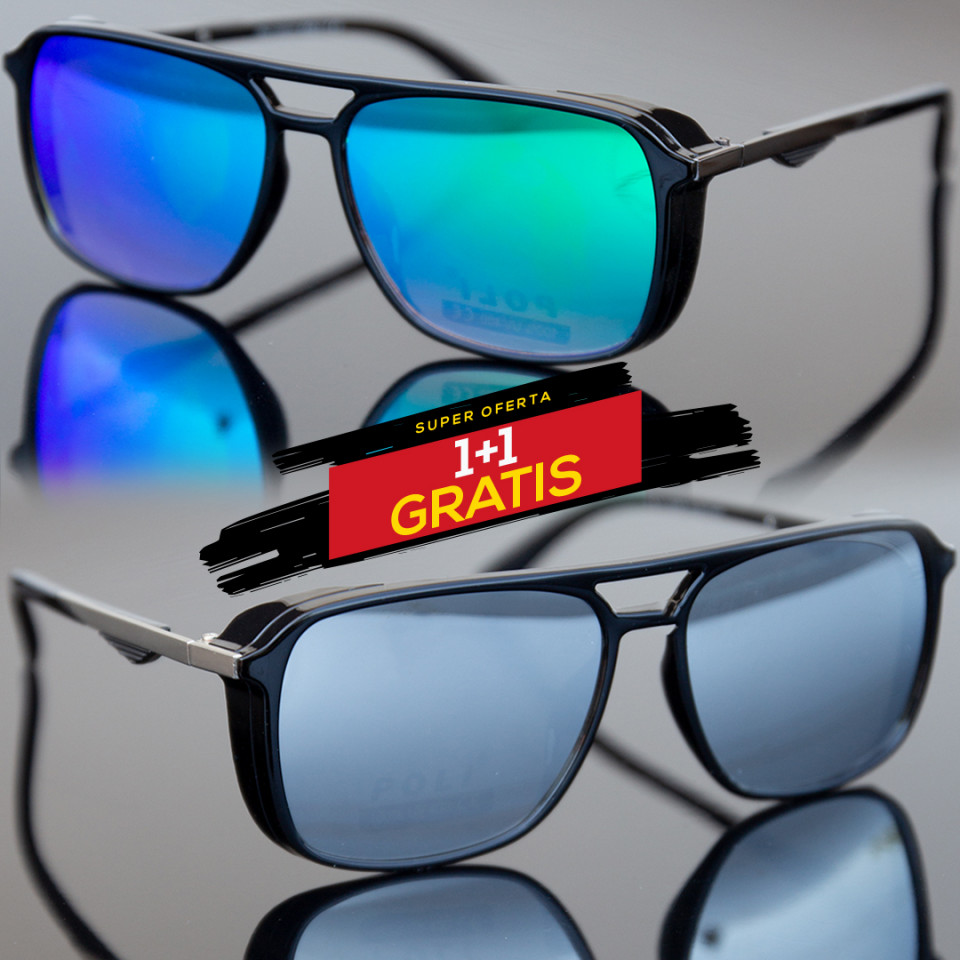 Ochelari de soare 1+1 COD 125+126
