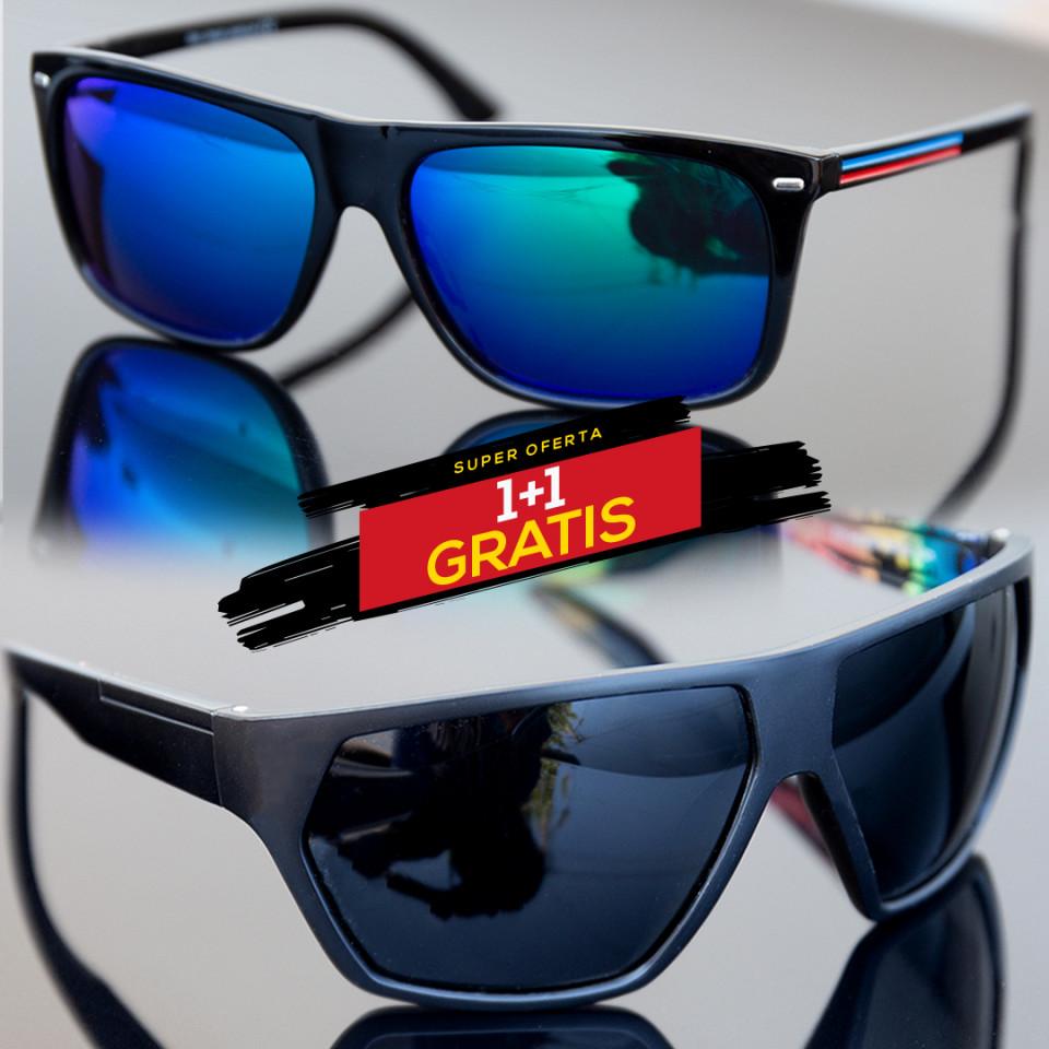 Ochelari de soare Polaziati 1+1 COD 119+120