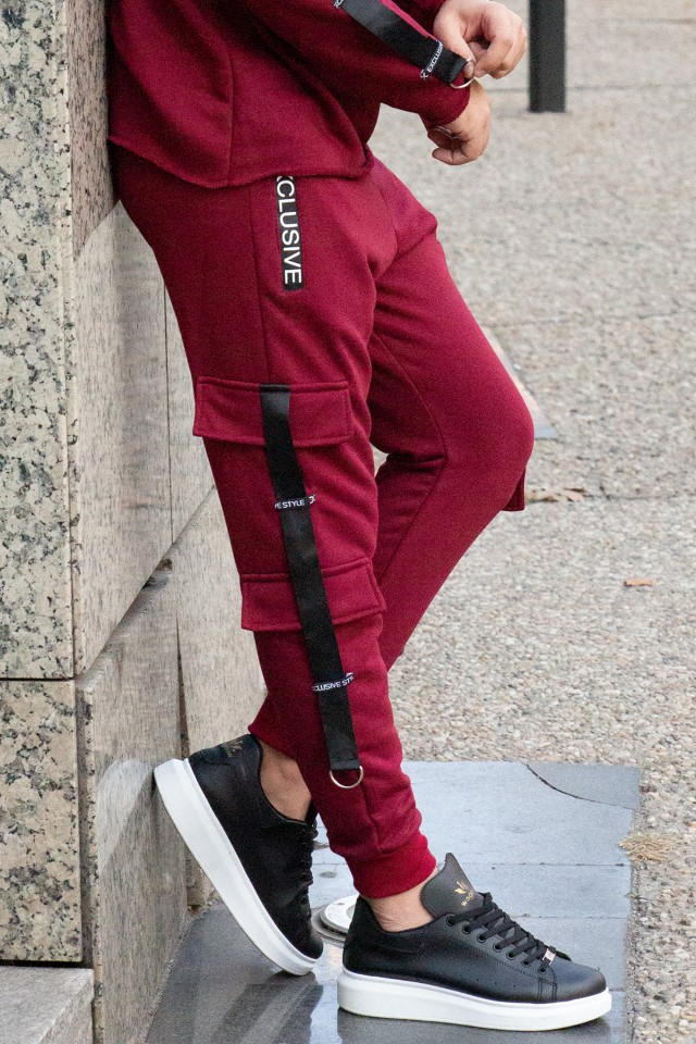 Pantaloni PXG5 Bordo