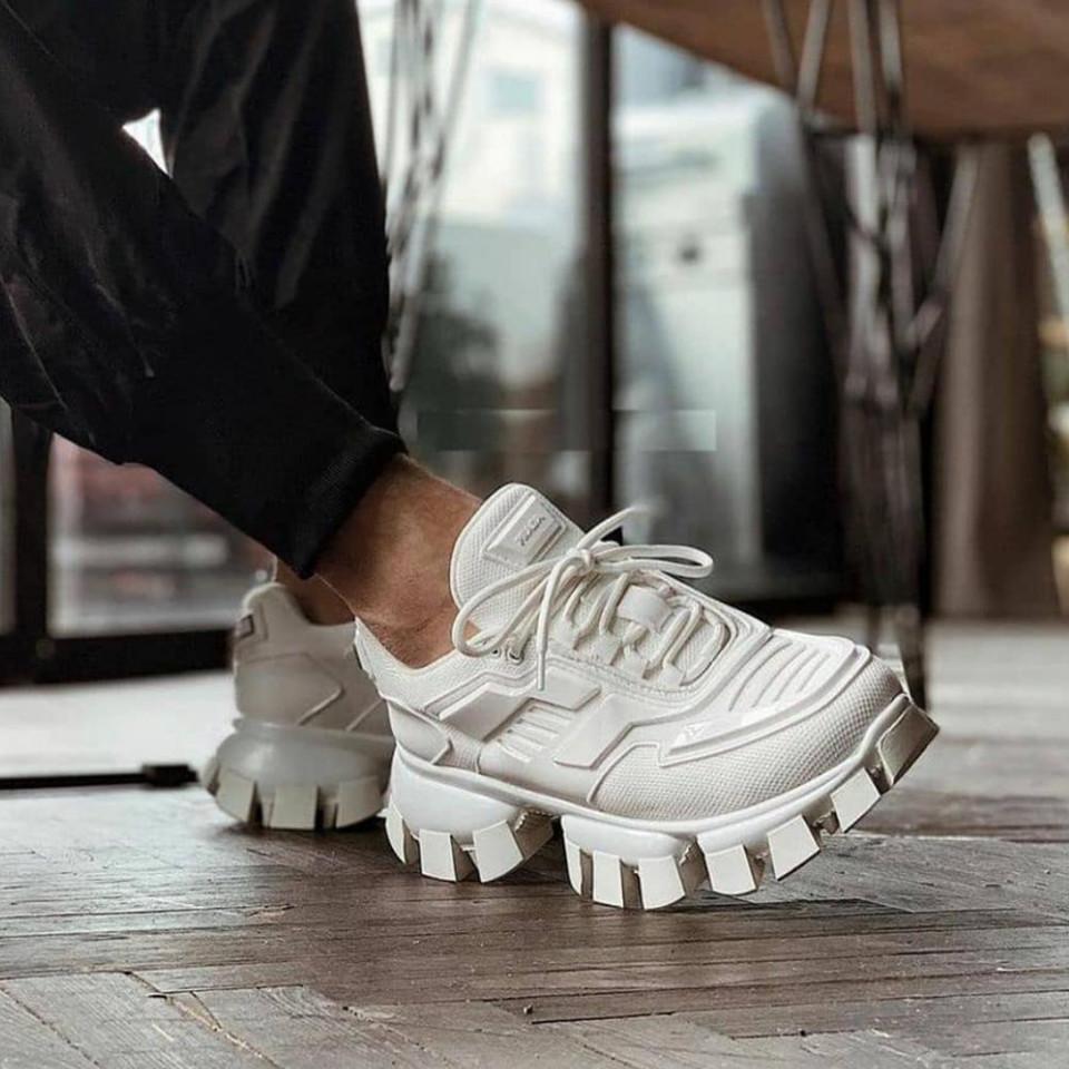 Adidasi Transform Alb