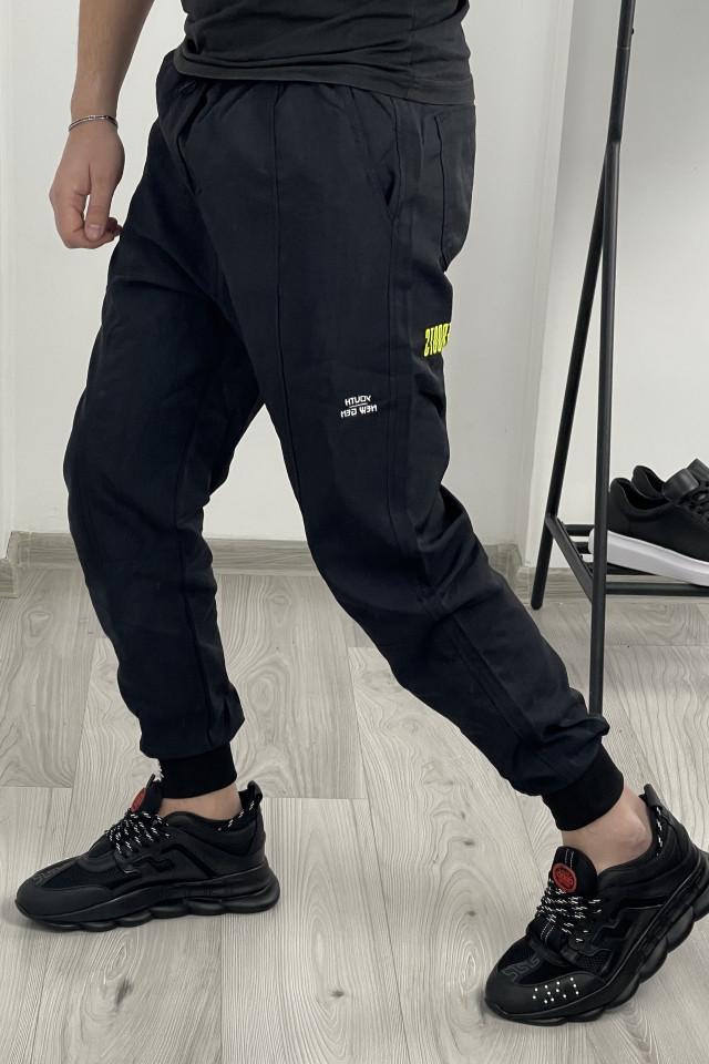 Pantaloni DR Japan Negru