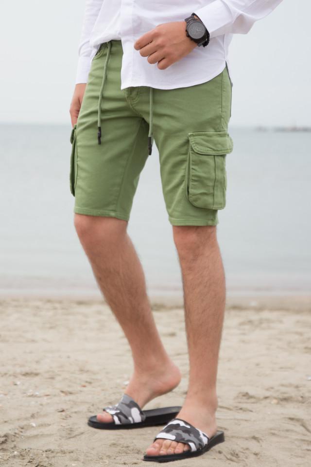 Pantaloni Scruti SMW Kaki cod 3176