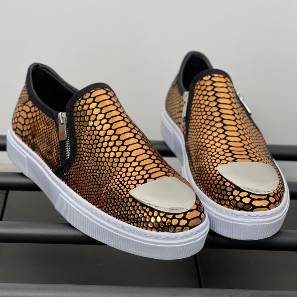 Pantofi sport SYP Auriu
