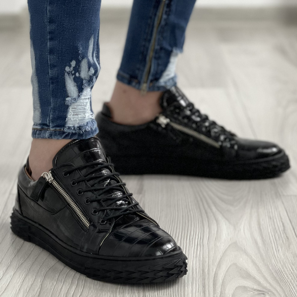 Pantofi Sport Casual GZ Negru