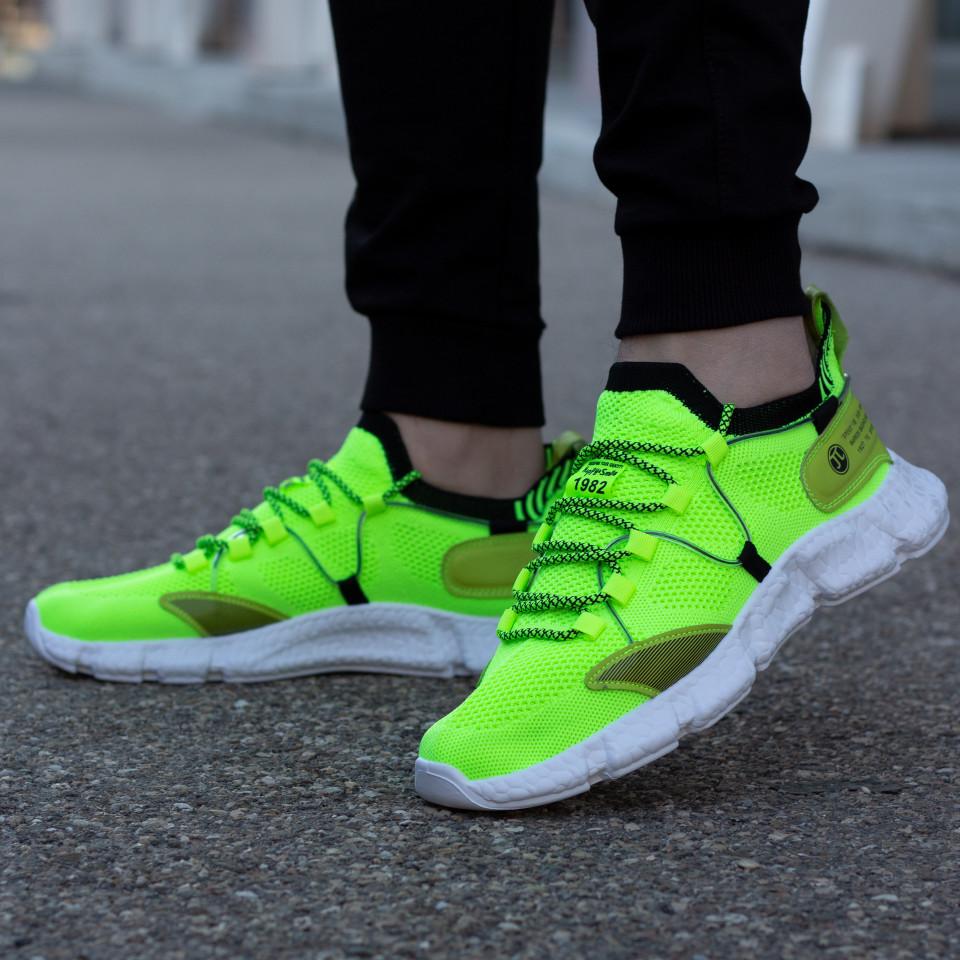 Sneakers F251 Verde Neon