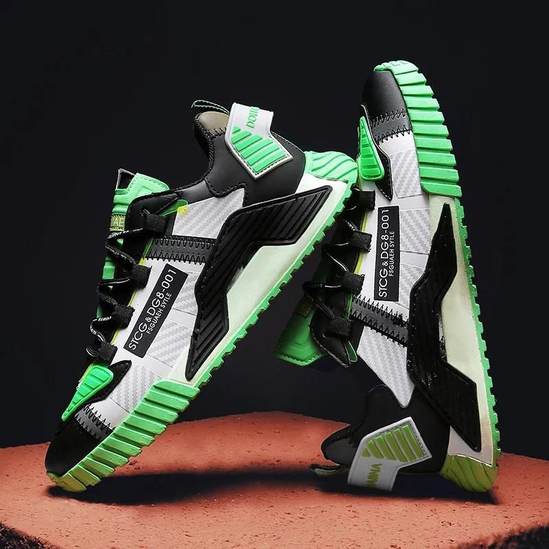Adidasi DG8 Verde-Alb