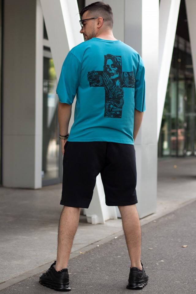 Compleu PRAY Exclusive Albastru Special-Negru