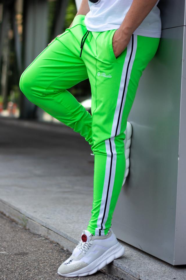 Pantaloni 2Y Border Verde