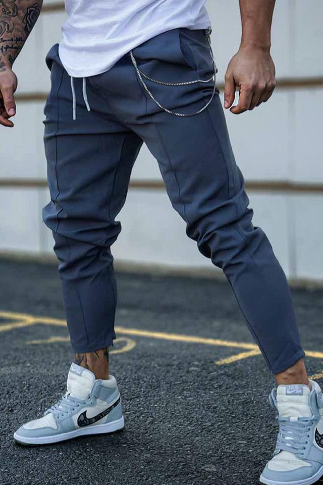 Pantaloni CH Gri Antracit
