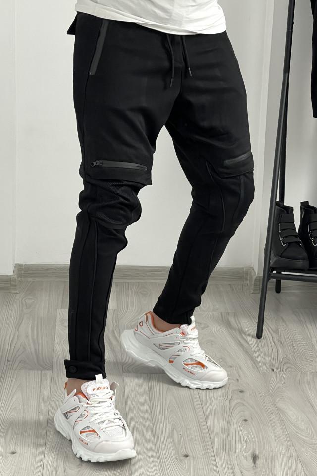 Pantaloni Premium KLS 2021 Negru