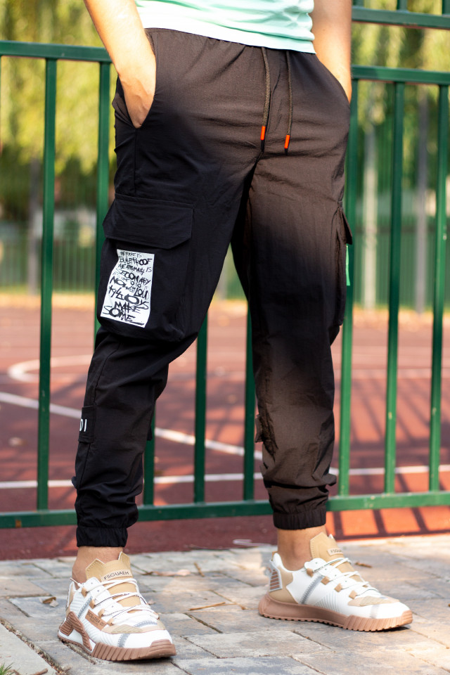 Pantaloni SME Negru