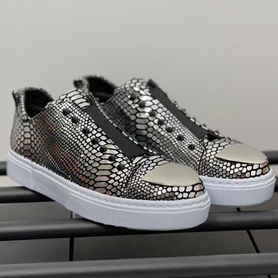 Pantofi sport LST Argintiu