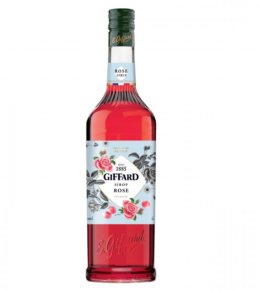 Giffard Sirop Trandafiri 1L