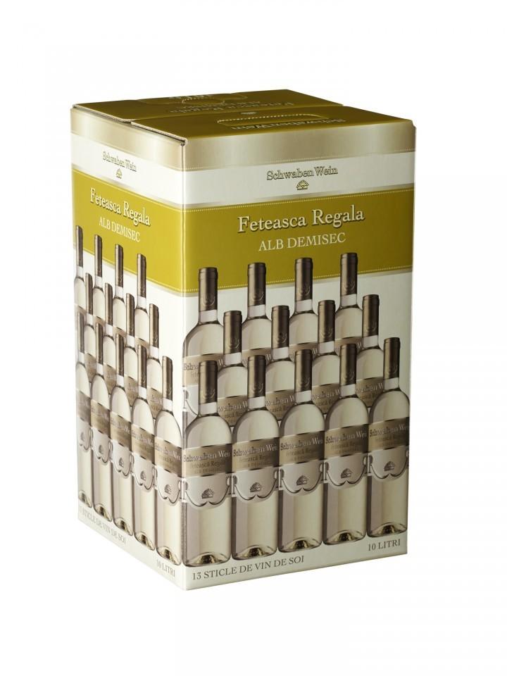 Recas Schwaben Wein Feteasca Regala Bag In Box 10L