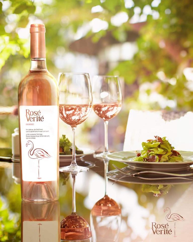 Rose Verite, Cabernet Sauvignon, Demisec, 13%, 0.75L
